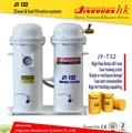 Jy-t32 operacional baixo custo de equipamentos de limpeza do óleo para barcos de pesca com polymer membrana industrial a tecnologia de filtragem