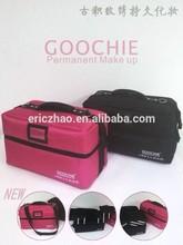 Goochie Brand Professional Large Storage Permanent Makeup Kit