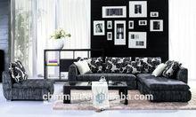 popular design fabric sofa