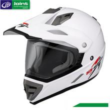 ECE Kids Motorcycle White Full Face Dirt Bike Helmets