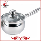 16CM Stainless Steel Children's Cookware/Saucepan