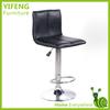 Factory direct best price chrome adjustable bar stool