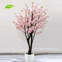 GNW BLS031 Artificial cherry flower big bonsai Wedding Table Tree Centerpieces 5ft high