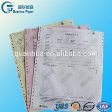 Continuous Computer Printer Paper
