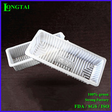 food Disposable plastic tray for coolie hot sale
