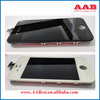 wholesale lcd screen with digitizer display assembly for iphone 4 4s with frame and dust mesh