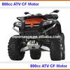 800cc Tractor ATV 4x4 shaft drive fully automatic CF Motor