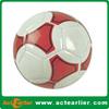 PVC machine sewn world cup soccer ball