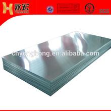 High reflectance polished aluminum mirror sheet for lighting