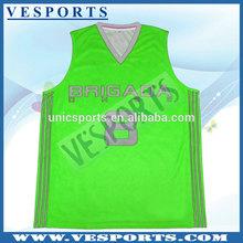 Professinal cheap jersey design basketball