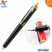 metal elegant promotional personalized fountain pen