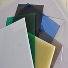Plastic roof Bayer Polycarbonate PC Solid Sheet from Chinese manufacturer