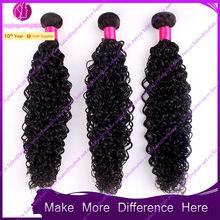 2014 Elegant New Shape, 100% Peruvian Hair Jerry Curl