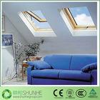 Roof Window and Skylight Window Customized Wood Glass Roof Window