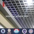 de aluminio a prueba de fuego de techo decorativos placas de la lámpara
