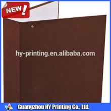 Glamorous bussiness swing clip folder