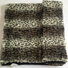 GCEBKT030Jacquard faux fur with satin throw and acrylic mora blanket spain