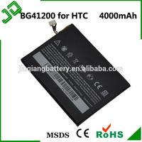 4000mAh BG41200 mobile phone Battery For HTC FLYER P510E EVO View 4G CDMA