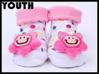 Newborn socks toddler floor socks shoes antiskid baby shoes socks