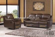 dubai newest recliner furniture sofa