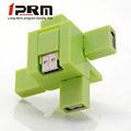 kare tasarımı kablosuz 4 port USB hub sürücüsü indir
