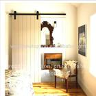 MDF wooden doors PVC doors home interior design