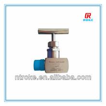 china SS high pressure Needle valve/ gas oil swagelok Needle valve