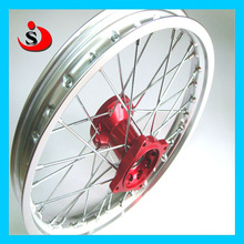 Chinese Manufacture Motorcycle Spare Parts Pit Bike/Dirt Bike Front Wheels