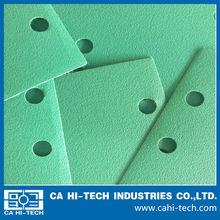 PSA Vlecro Film Sanding Sheet / Sunmight / Paco Sanding Sheet / Film Abrasive Discs