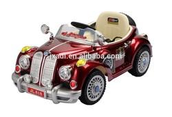 JL818A--metal paint children's car ,with R/C ( Wecker )