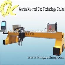 automatic cutting Light or heavy KCG-A, KCG-B,KCG-C series gantry gas flame plasmacnc plasma cutting machine