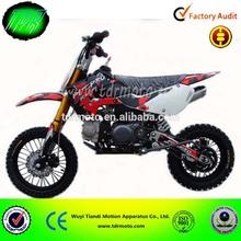 125cc 2 stroke dirt bike for lifan dirt pit bike 125cc TDR-KLX66L