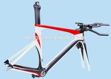 2014 most popular carbon TT frame, chinese carbon time trial frame FM069, 50/52/54/56cm, BSA/BB30, BMC, OEM/OCM