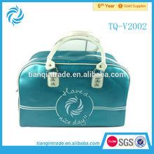 2014 Factory Sale Tote Bags Fashion Women PU Travel Bags