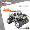 DIY car toy remote control 4CH model rc car metal model car toys