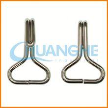 China supplier metal skirt hook and bar