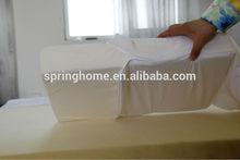 De plástico cubierta de colchón con cremallera/colchón encierro