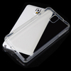 TPU Case cover clear case for Samsung note 3
