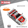 RC die cast construction toys magnetic block set toy childrens educational toys