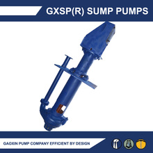 Chinese famous vertical submersible water pump