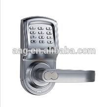 digital keypad cipher code door hotel lock