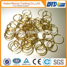 brass welding wire/c2700 brass wire/brass wire for decoration(ISO9001 factory)