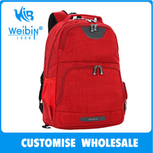 Fashion Daily Girls Nylon School Functional And Beautiful Backpack