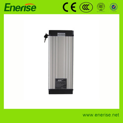 48V 20Ah rear wing style lithium battery pack for electronic bicycle
