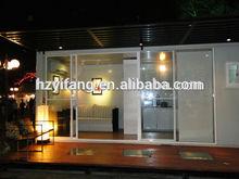 Modern Container shop design