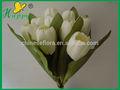 Primavera estilo flor artificial tulip bulbos de flores