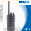 De negocios cl280 radio de dos vías- uhf