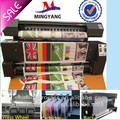 nuevo 2014 directa de sublimación de la bandera del país de la impresora proveedor de china