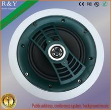 Audio speaker for public addrres system use