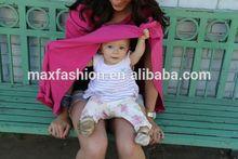 Precio más barato de acrílico bebé chal, El más nuevo estilo del bebé del ganchillo mantón, Bebé chal de punto